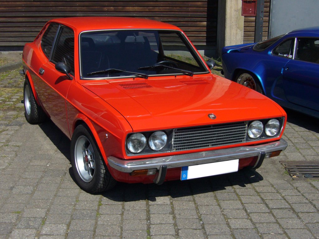 Fiat 128 1969 - 1985 Coupe #2