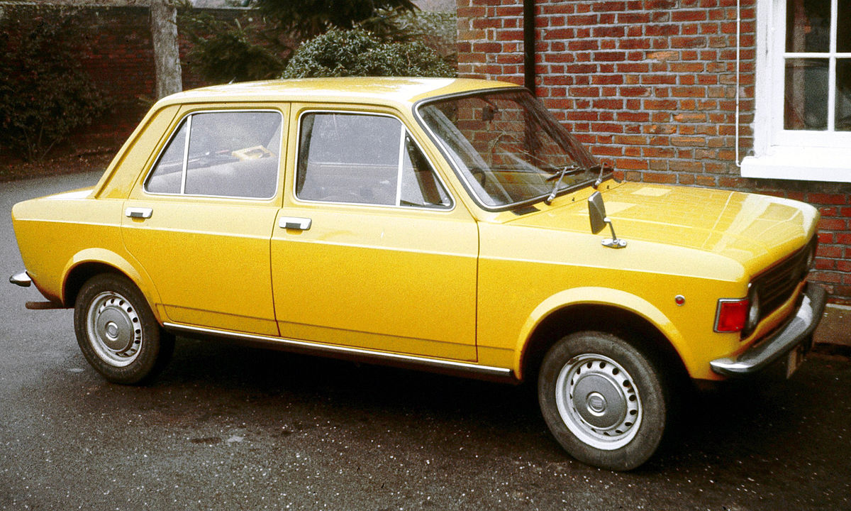 Fiat 128 1969 - 1985 Coupe #7