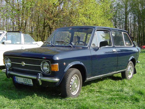 Fiat 128 1969 - 1985 Station wagon 3 door #6