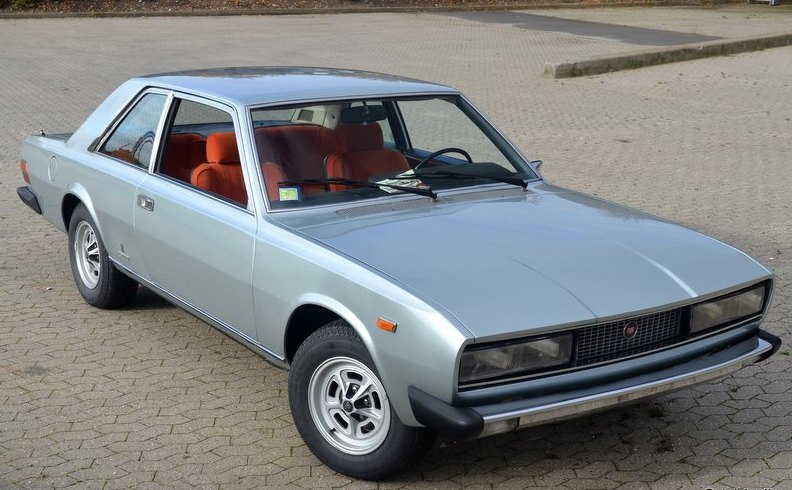 Fiat 130 1969 - 1978 Coupe #6
