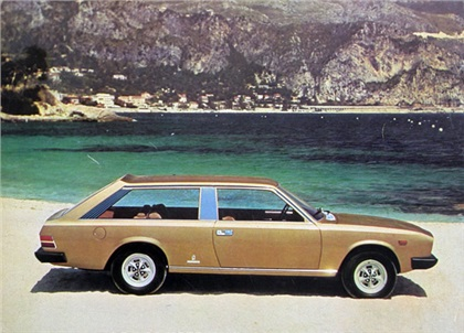 Fiat 130 1969 - 1978 Coupe #1