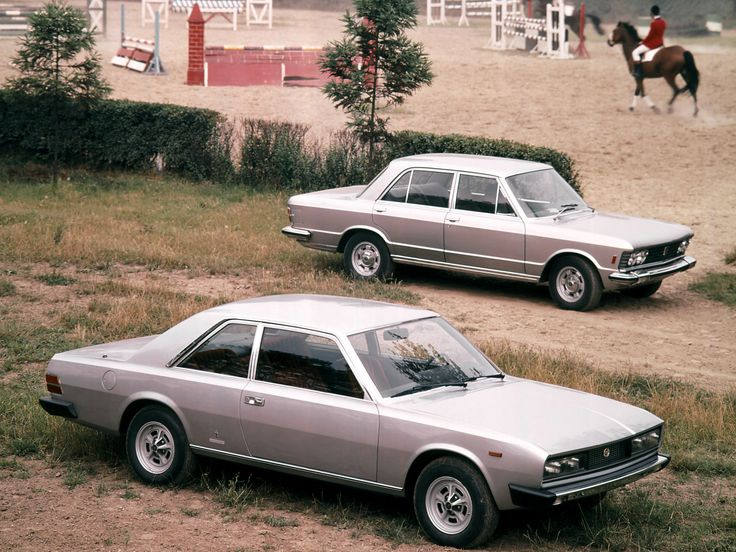 Fiat 130 1969 - 1978 Coupe #5