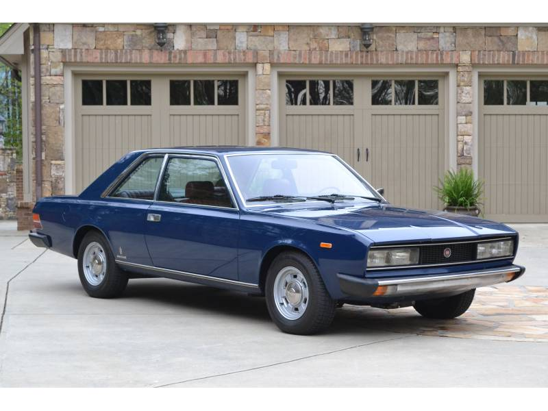 Fiat 130 1969 - 1978 Coupe #4