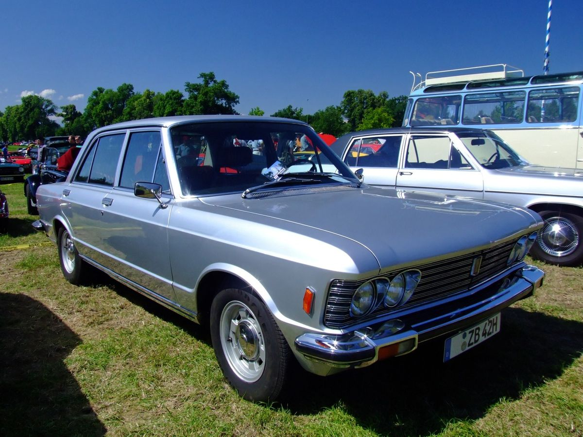Fiat 130 1969 - 1978 Coupe #8