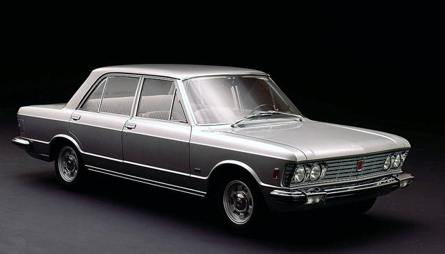 Fiat 130 1969 - 1978 Coupe #2