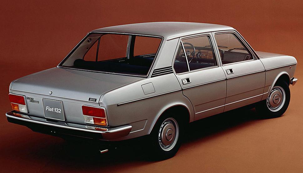 Fiat 132 1972 - 1982 Sedan #2