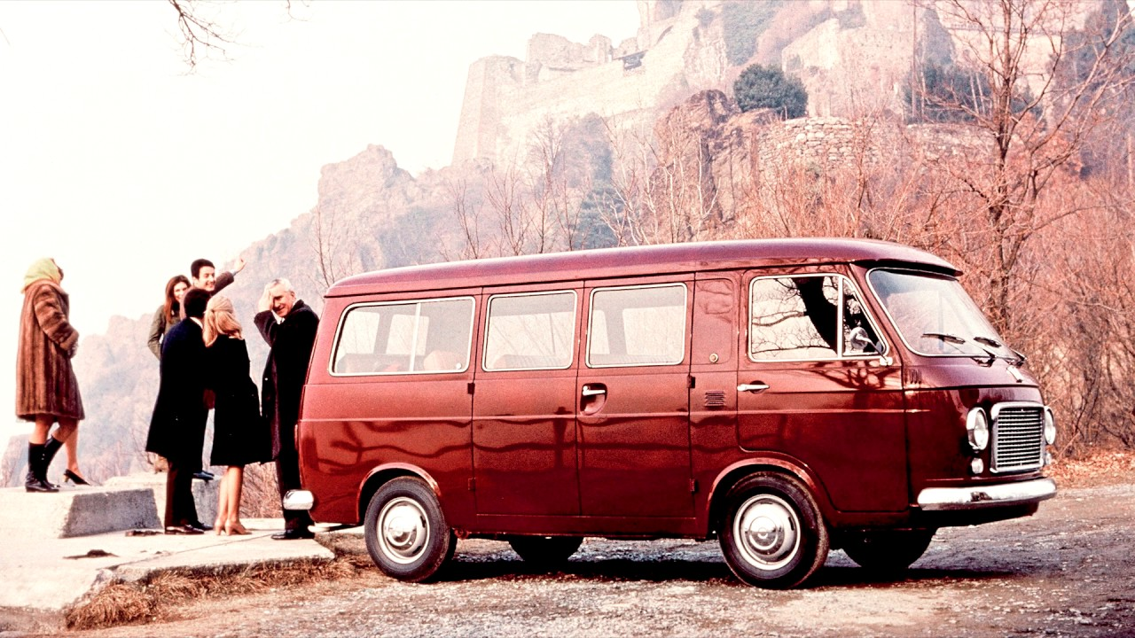 Fiat 238 1966 - 1982 Minivan #5