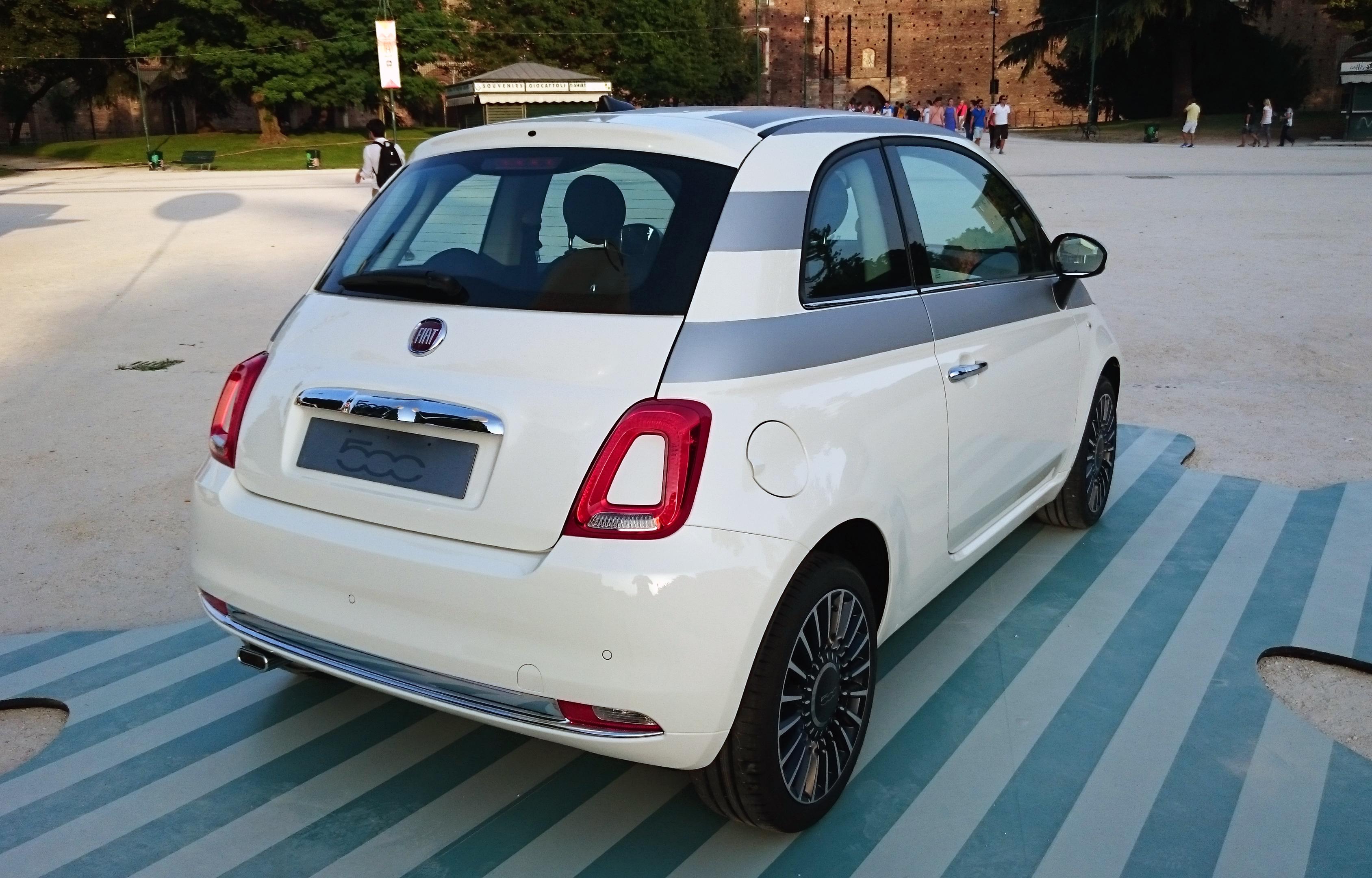 Fiat 500 II Restyling 2015 - now Hatchback 3 door #1