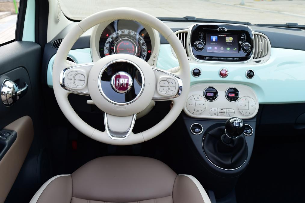 Fiat 500 II Restyling 2015 - now Hatchback 3 door #7