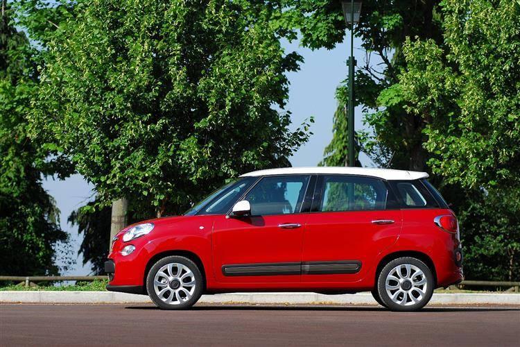 Fiat 500L 2012 - now Compact MPV #7