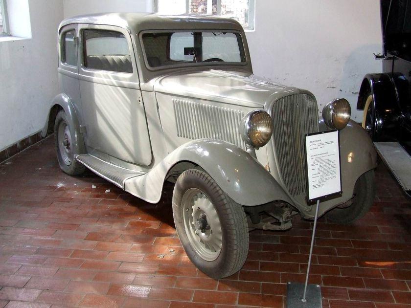 Fiat 508 1932 - 1939 Sedan 2 door #6