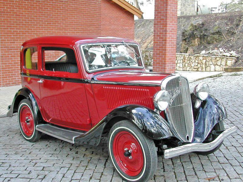 Fiat 508 1932 - 1939 Sedan 2 door #5