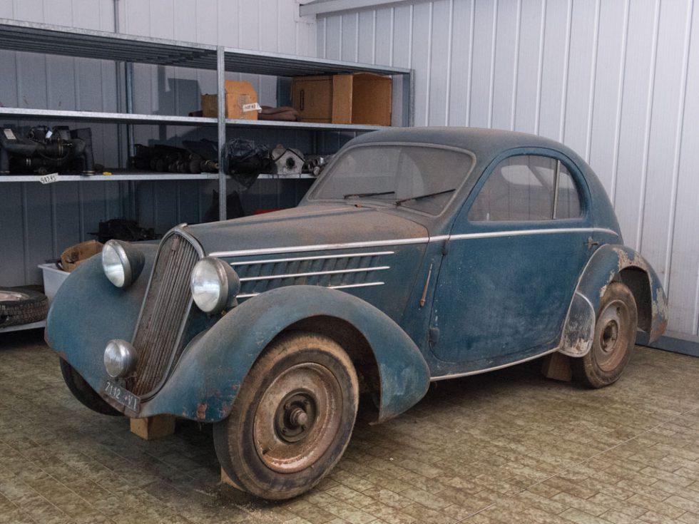 Fiat 508 1932 - 1939 Sedan 2 door #2