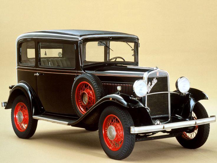 Fiat 508 1932 - 1939 Sedan 2 door #4