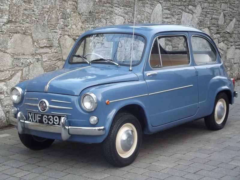 Fiat 600 2006 - 2010 Hatchback 3 door #4