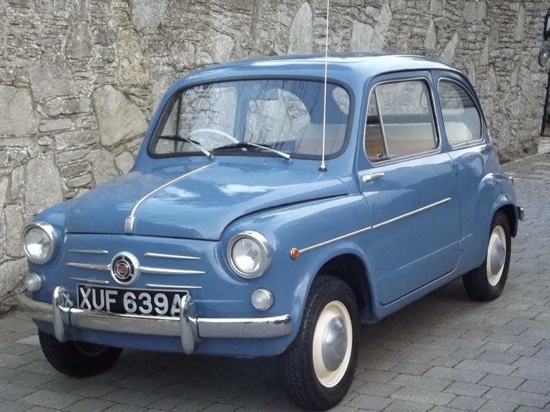 Fiat 600 2006 - 2010 Hatchback 3 door #2