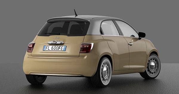 Fiat 600 2006 - 2010 Hatchback 3 door #8