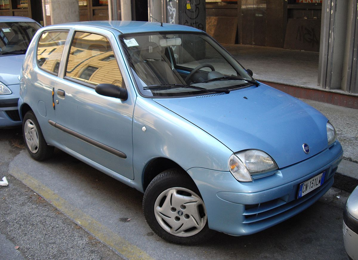 Fiat Cinquecento 1991 - 1998 Hatchback 3 door #8
