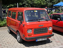 Fiat 900T 1976 - 1985 Minivan #8