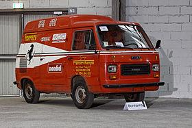Fiat 900T 1976 - 1985 Minivan #6