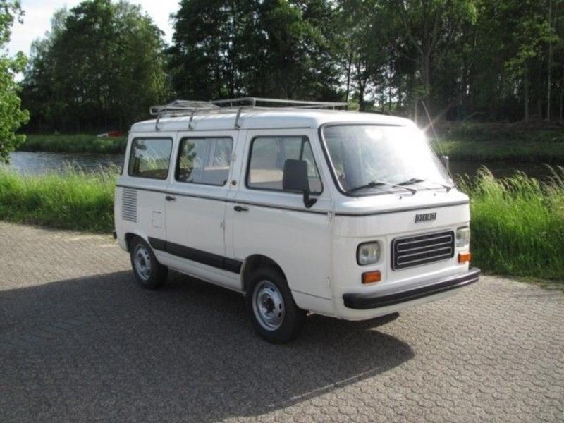 Fiat 900T 1976 - 1985 Minivan #2