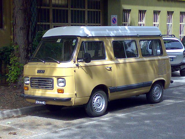 Fiat 900T 1976 - 1985 Minivan #3