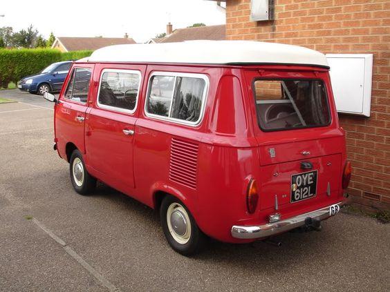 Fiat 900T 1976 - 1985 Minivan #5