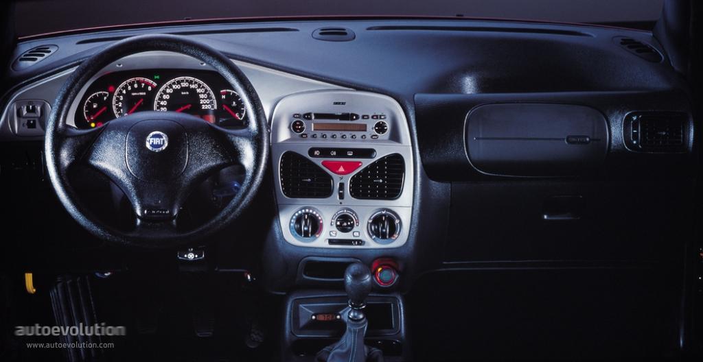 Fiat Albea I 2002 - 2005 Sedan #3