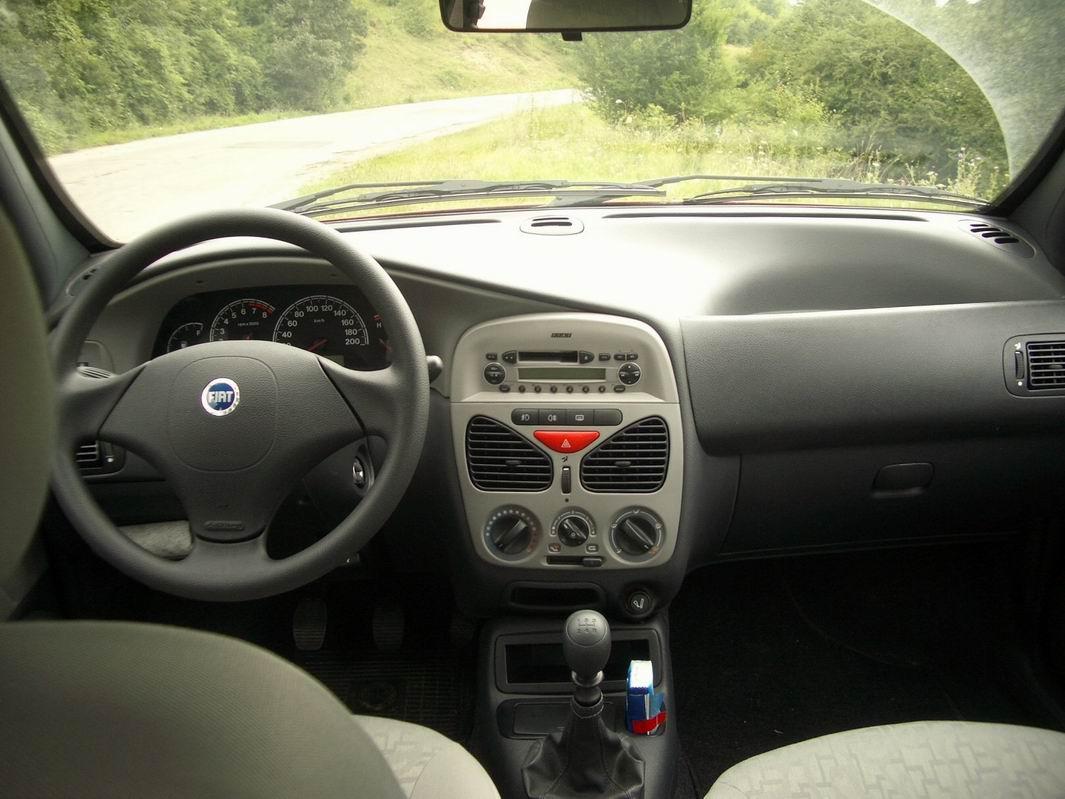 Fiat Albea I Restyling 2005 - 2012 Sedan #4