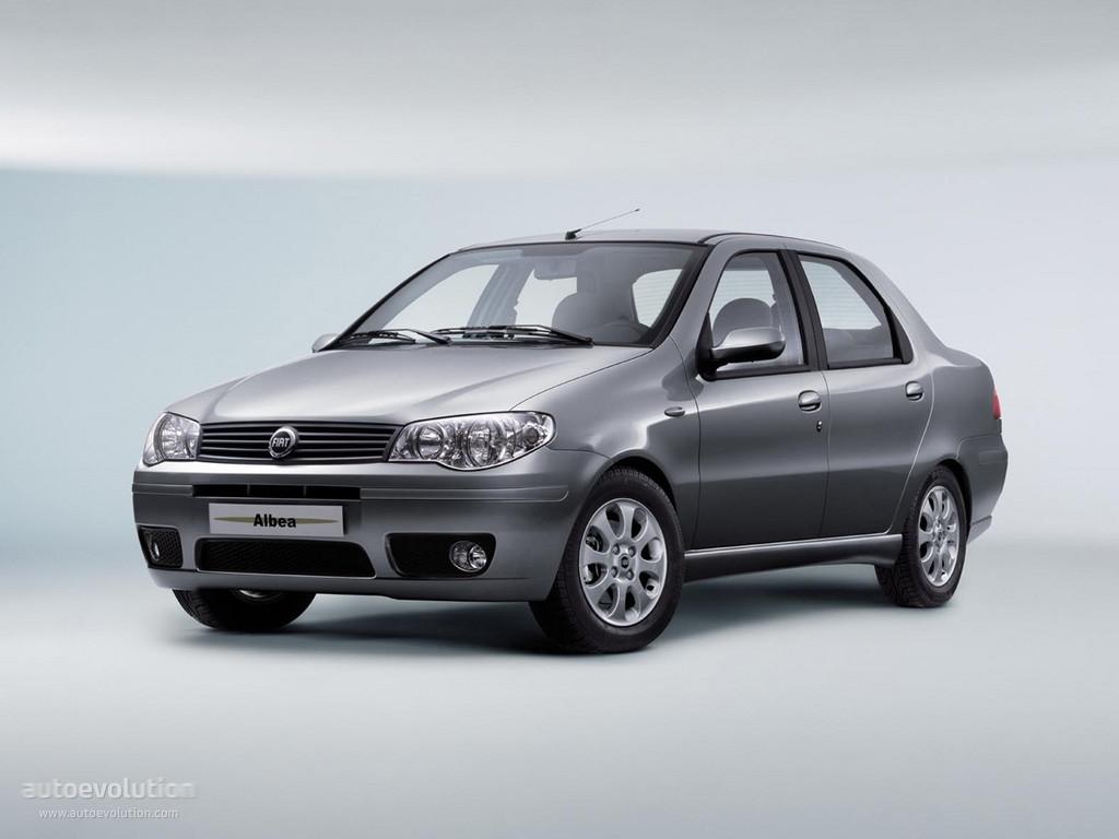 Fiat Albea I Restyling 2005 - 2012 Sedan #3