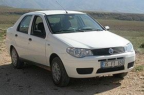 Fiat Albea I Restyling 2005 - 2012 Sedan #8