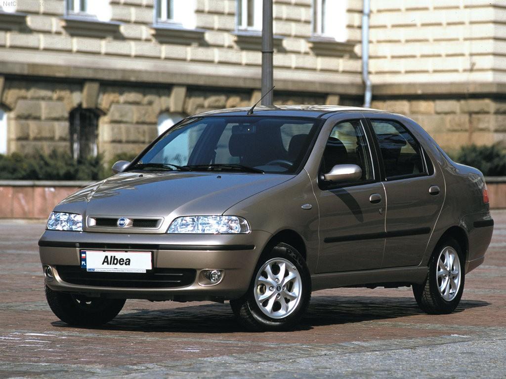 Fiat Albea I Restyling 2005 - 2012 Sedan #6