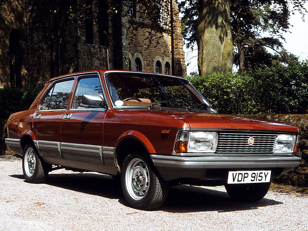 Fiat Argenta 1981 - 1985 Sedan #5