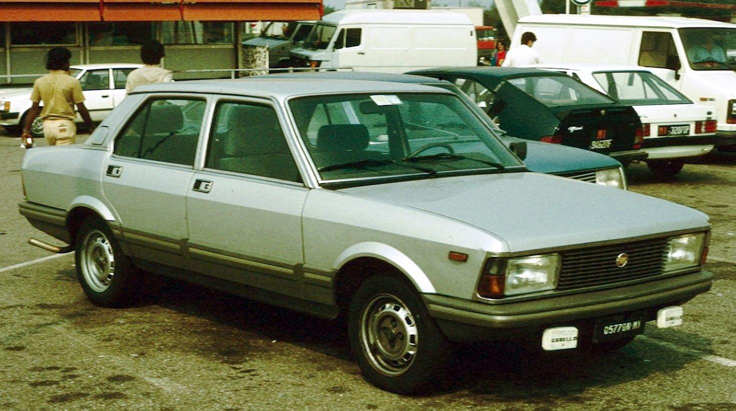 Fiat Argenta 1981 - 1985 Sedan #3