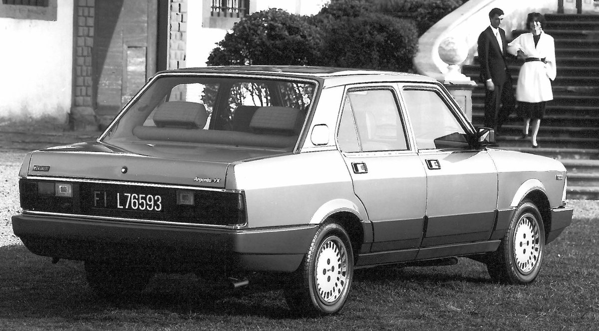 Fiat Argenta 1981 - 1985 Sedan #2