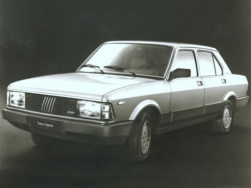 Fiat Argenta 1981 - 1985 Sedan #4