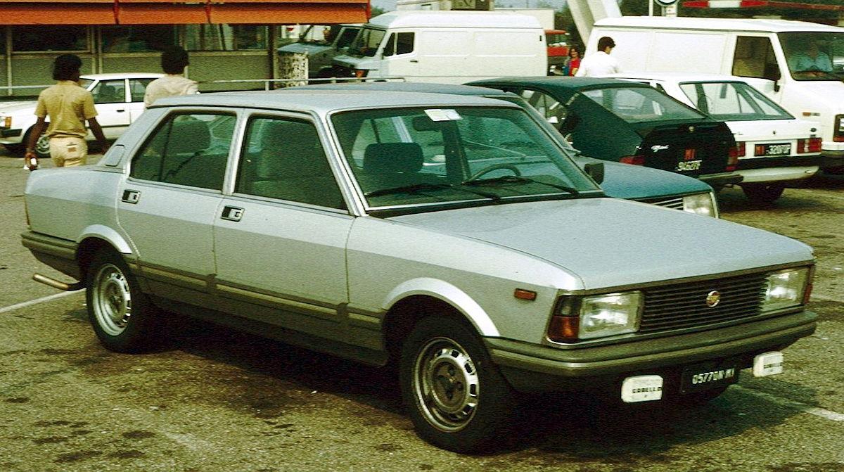 Fiat Argenta 1981 - 1985 Sedan #7