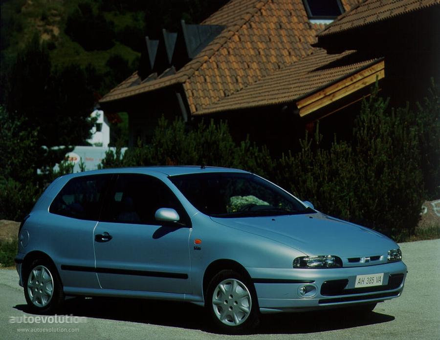 Fiat Marea 1996 - 2007 Sedan #1