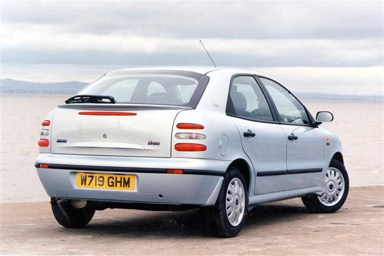 Fiat Brava 1995 - 2001 Hatchback 5 door #3