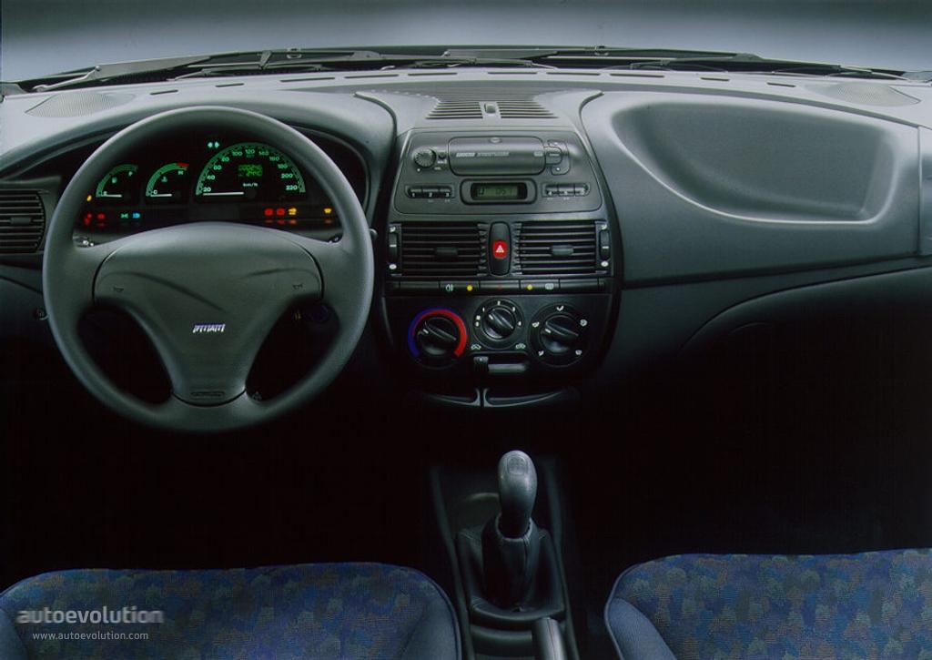 Fiat Brava 1995 - 2001 Hatchback 5 door #5
