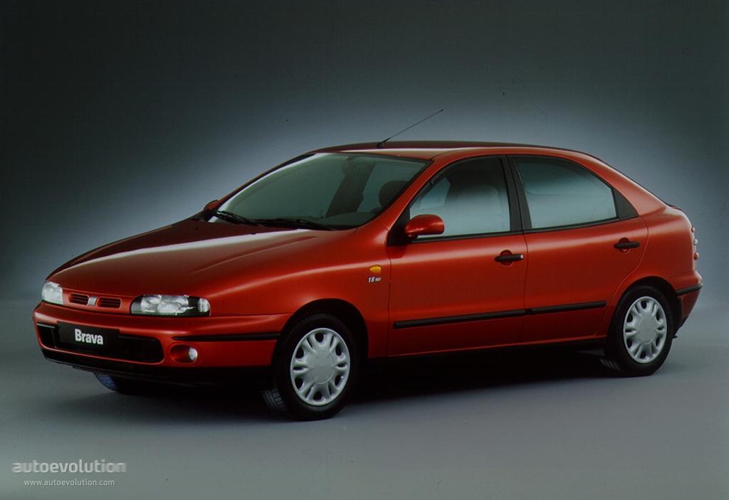 Fiat Brava 1995 - 2001 Hatchback 5 door #6