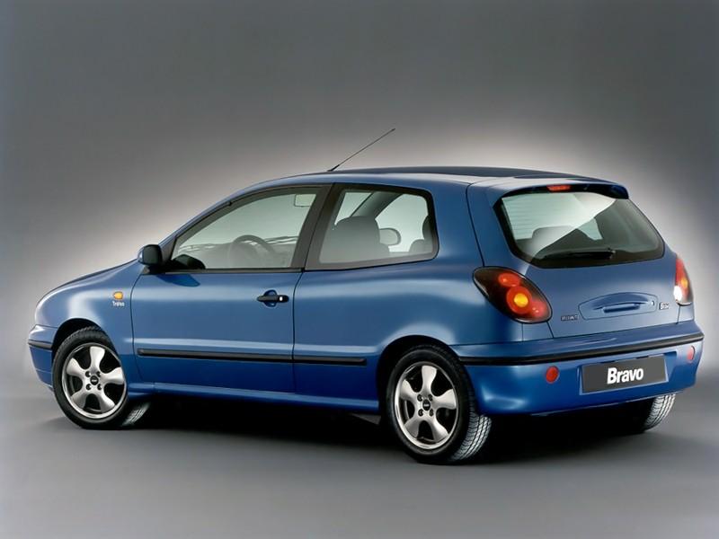 Fiat Bravo I 1995 - 2001 Hatchback 3 door #1