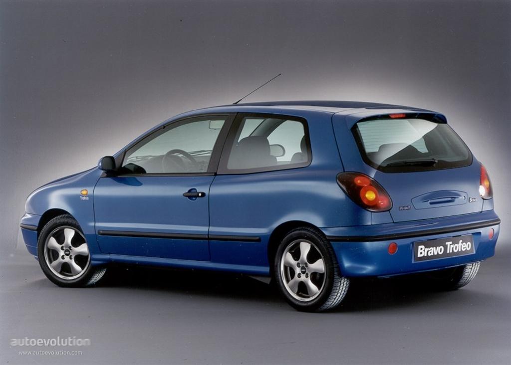 Fiat Bravo I 1995 - 2001 Hatchback 3 door #4