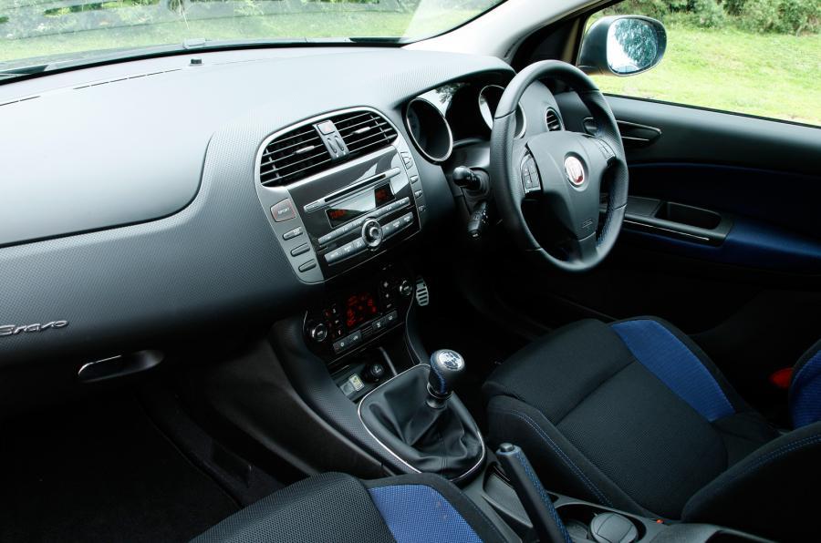 Fiat Bravo II 2007 - 2014 Hatchback 5 door #8
