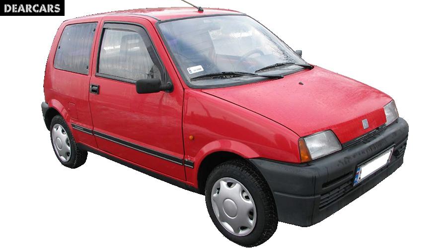 Fiat Cinquecento 1991 - 1998 Hatchback 3 door #4