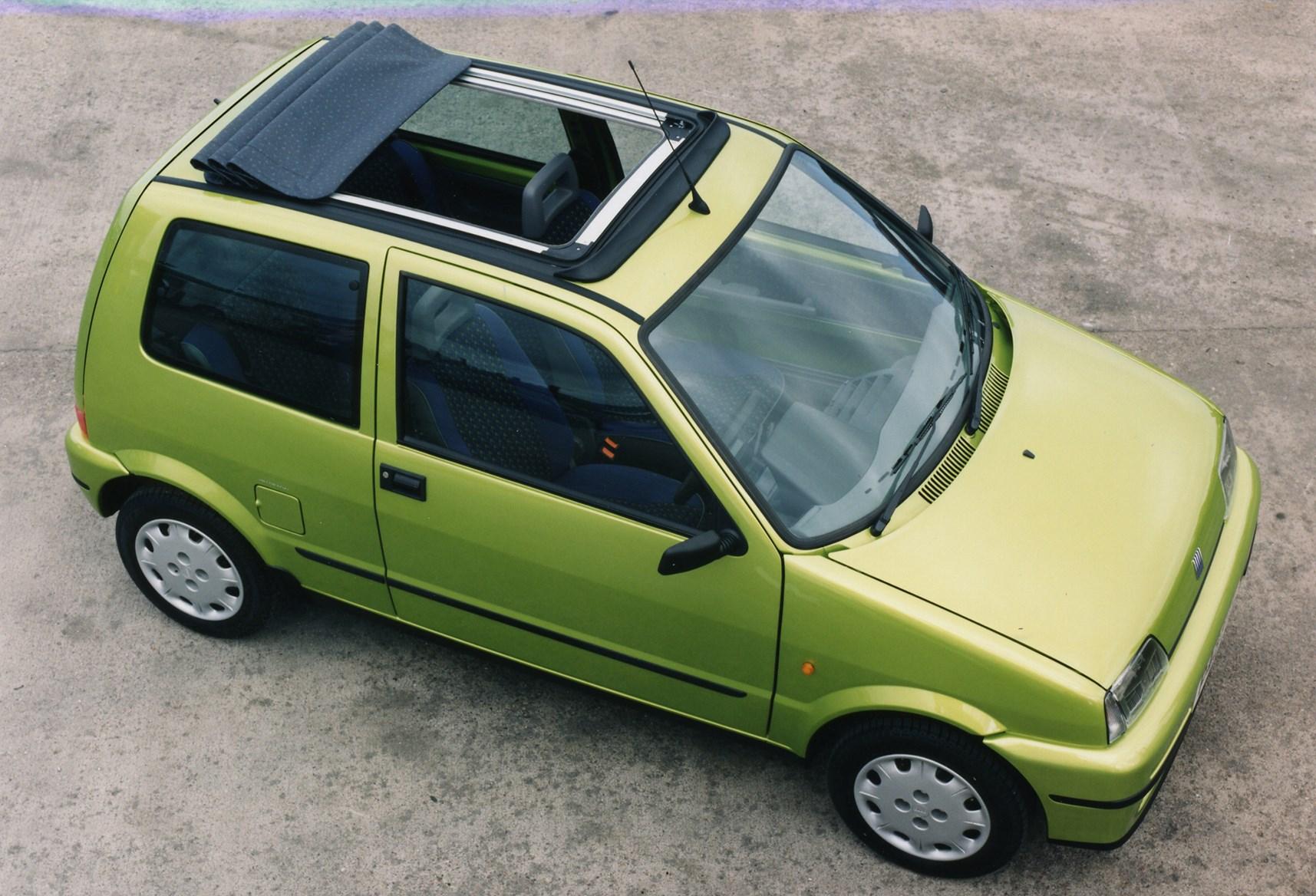 Fiat Cinquecento 1991 - 1998 Hatchback 3 door #5