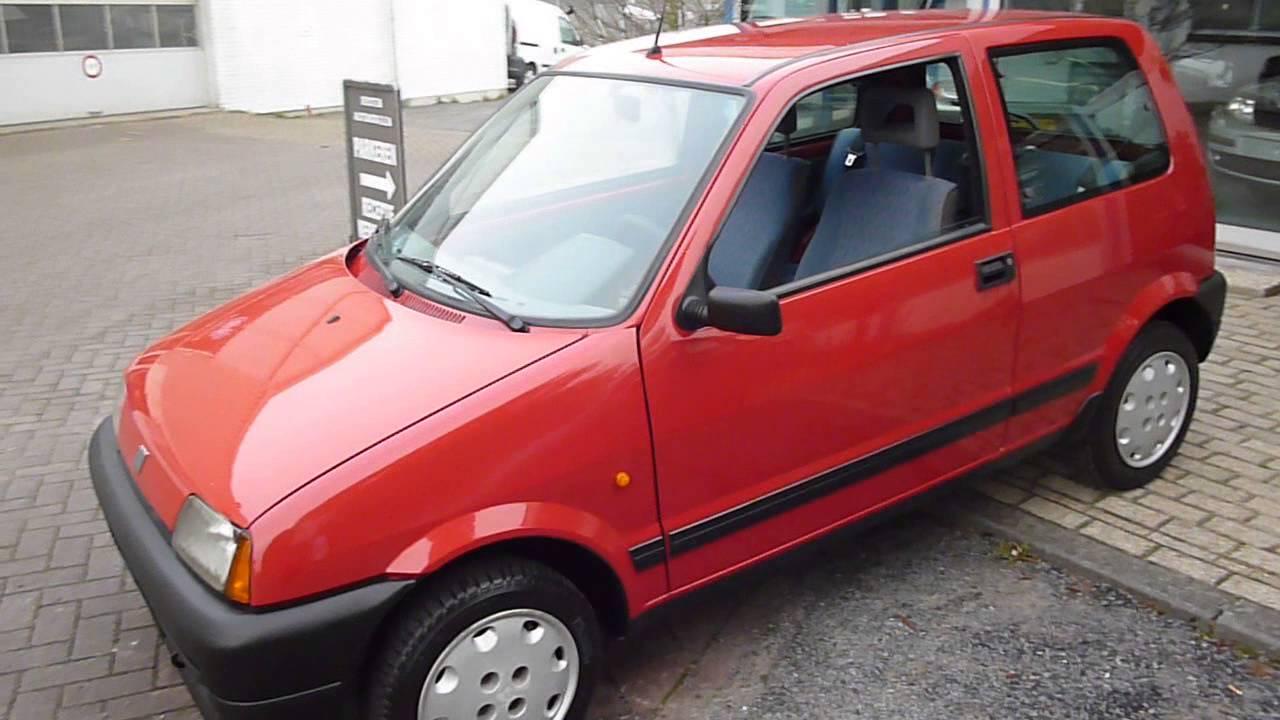 Fiat Cinquecento 1991 - 1998 Hatchback 3 door #6