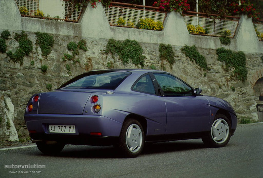 Fiat Coupe 1994 - 2000 Coupe #5