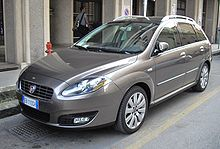 Fiat Croma II Restyling 2008 - 2010 Station wagon 5 door #7