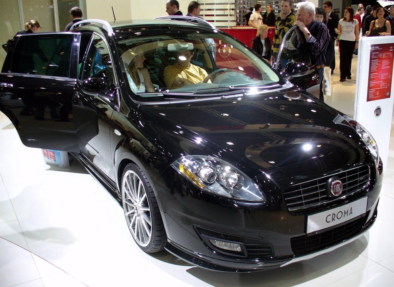 Fiat Croma II Restyling 2008 - 2010 Station wagon 5 door #1